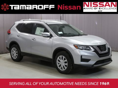 New 2017 Nissan Rogue S  AWD