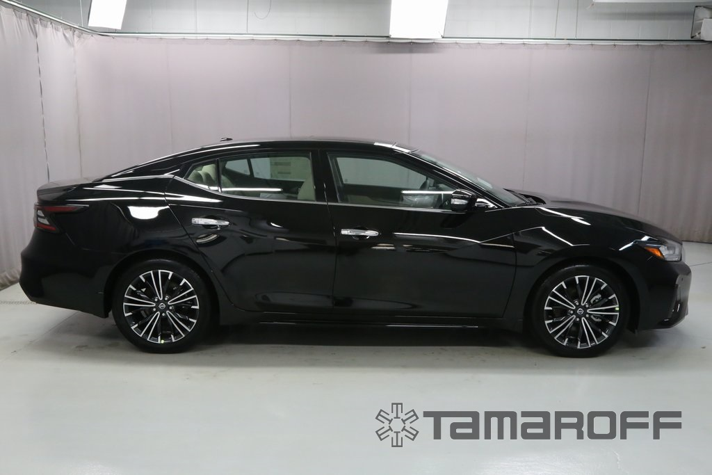 New 2019 Nissan Maxima 3 5 SL FWD 4D Sedan