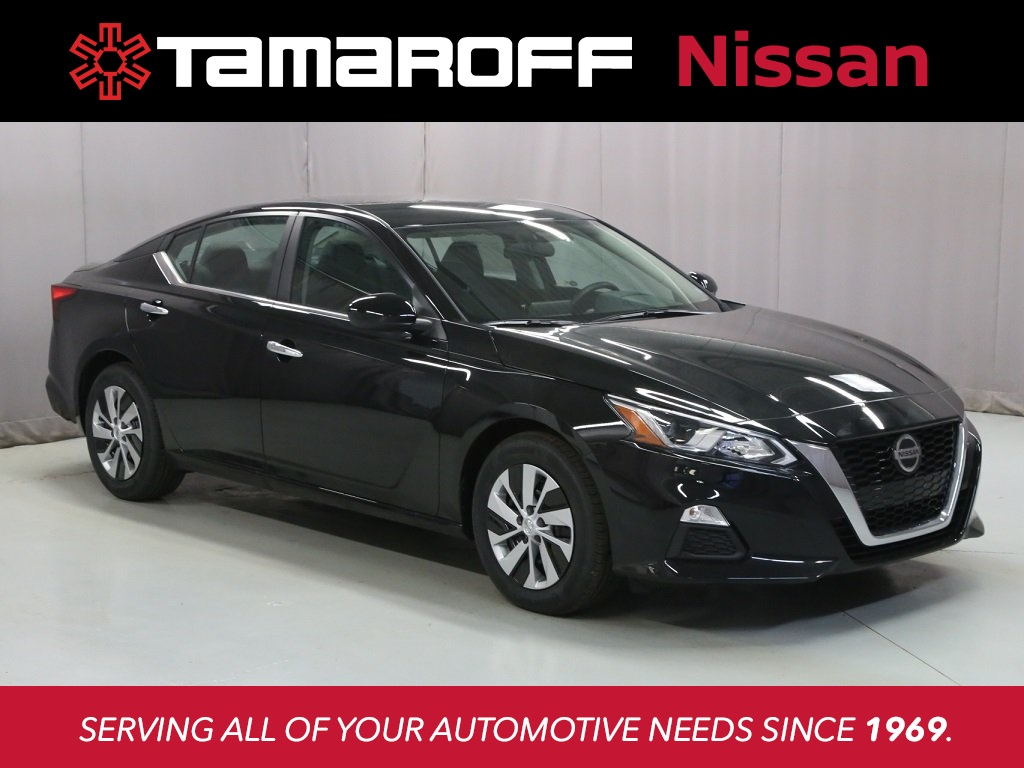 New 2019 Nissan Altima 2.5 S FWD