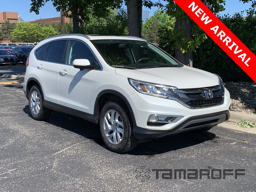 Honda Certified Pre Owned >> Certified Pre Owned 2016 Honda Cr V Ex L 4d Sport Utility In
