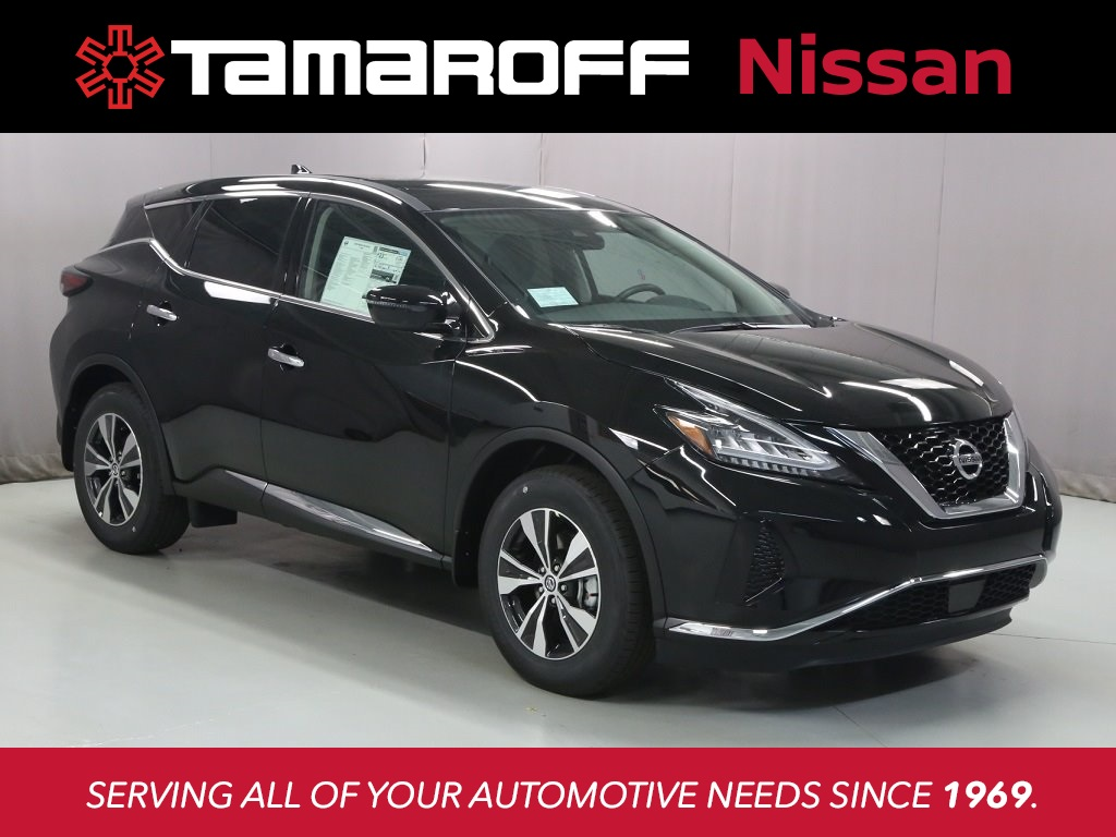 New 2020 Nissan Murano S With Navigation & AWD