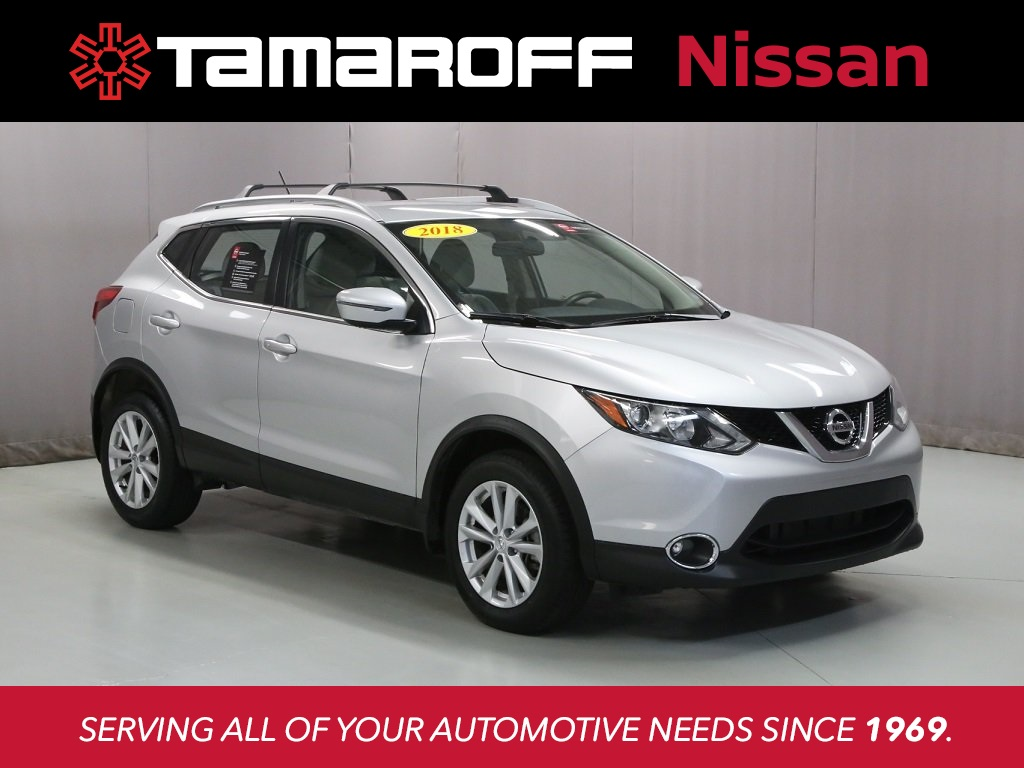 Certified Pre-Owned 2018 Nissan Rogue Sport SV