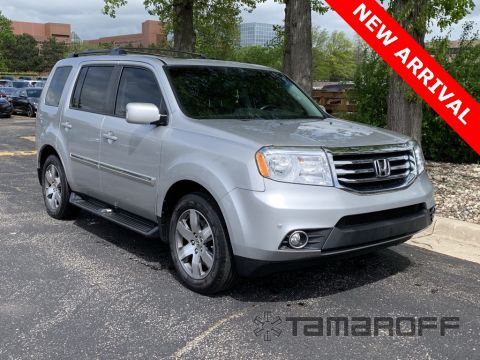 Certified Pre-Owned 2015 Honda Pilot Touring