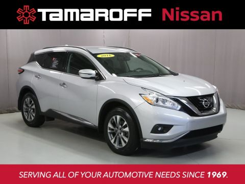 Certified Pre-Owned 2016 Nissan Murano SV