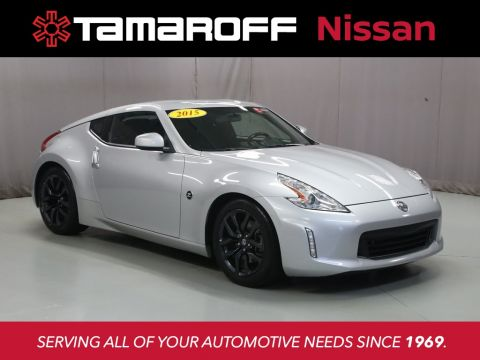 Certified Pre-Owned 2015 Nissan 370Z Base